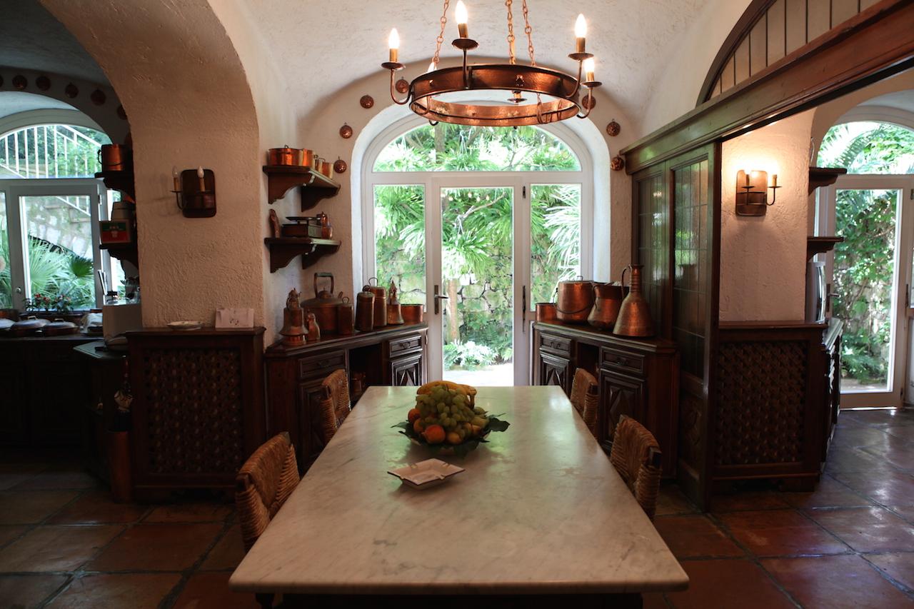 Scuola di cucina villa silvana sorrento soulitaly - Silvana in cucina ...